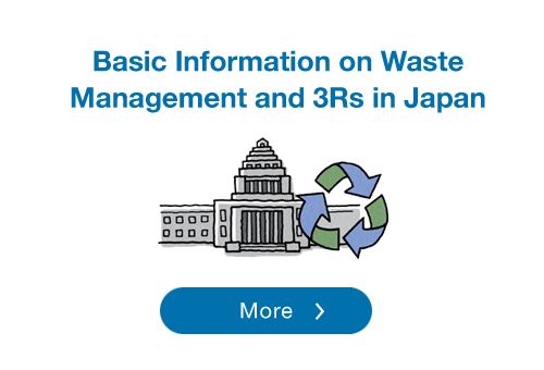 Basic Information on Waste Management and 3Rs in Japan
